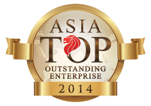 Asia Outstanding Award